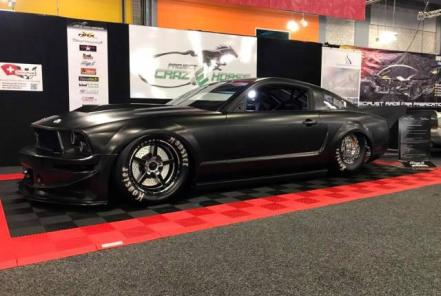 Stainless Design involved in Record-Breaking Electric Mustang Build