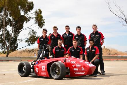"""Best Ever Result"" for Stainless Design Sponsored Team"